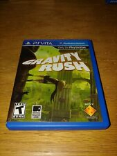Gravity Rush (Sony PlayStation PS Vita, 2012) IN GREAT CONDITION! PS VITA