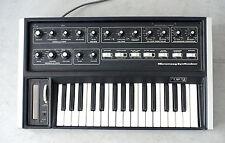 Moog Micromoog Vintage Analog Synthesizer Synth Keyboard Rare Mono Monosynth