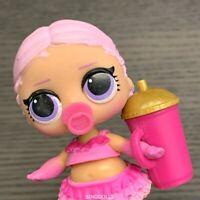 LOL Surprise Doll Confetti Pop Series 3 showbaby Ultra Rare