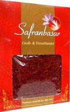 2 Gramm Safran-Fäden Pushal Saffron azafran Zafferano Top-Qualität Ernte 2016