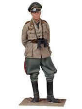 Andrea Miniatures Generale Erwin Rommel Volpe del Deserto WW2 90 mm KIT non verniciata