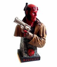 "Sideshow toys HELLBOY Movie 16th scale 7"" statue bust figure, not boxed RARE"