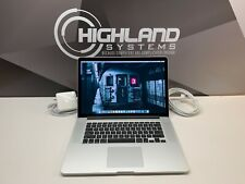 MACBOOK PRO 15 | RETINA | 3.2GHz i7 QUAD CORE | 8GB RAM | 500GB SSD | WARRANTY