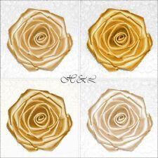 Ribbon Roses/ Flowers