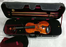 Otto Benjamin M-405 4/4 violin, 2014, with case and two bows