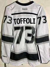 Reebok Women's Premier NHL Jersey Los Angeles Kings Tyler Toffoli White sz XL