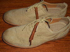 Rockport PH Brogue Men's Oxfords Beige K74113 Size 8.5 M