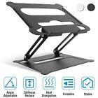 Adjustable Foldable Laptop Stand Aluminum Notebook Riser Computer Holder Desk
