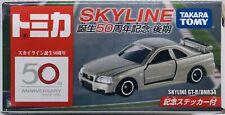 Tomica Takara Tomy Nissan Skyline GT-R 50th Anniversary BNR32