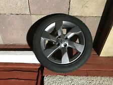 Nissan 16inch Alloy wheel with nearly new 185 / 55 R16 tyre