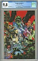 Strange Academy #1 CGC 9.8 4th Fourth Printing Unknown Comics Edition Virgin 1st