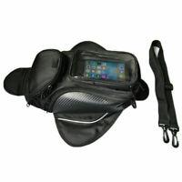 Motorcycle Motorbike Magnetic Oil Fuel Tank Bag Saddle Bag Racing Phone Storage