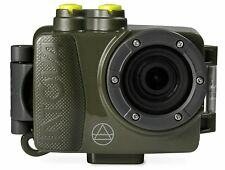 Intova DUB Waterproof Green 8MP/1080p Photo and Video Action Underwater Camera