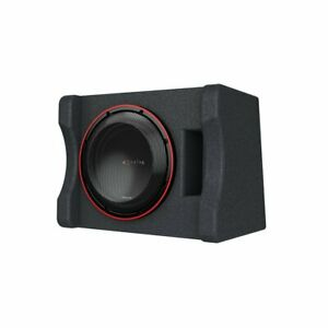 """Kenwood P-XW1221SHP 1000W 12"""" Pre-loaded High-Power Car Subwoofer Box Enclosure"""