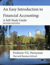 Narayanan V G-Easy Intro To Financial Accoun BOOK NEW