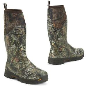 Men's Muck Boot Company AVTV-MOCT Woody Arctic Ice Tall Winter Boot Moss NIB