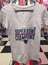 NFL New England Patriots Official Super Bowl LI Champions Ladies Lady T Shirt