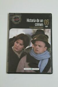 History Of Un Crime DVD English, Spanish Y Catalan, New IN Blister
