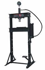 Werkstattpresse Manometer 20T Hydraulisch Hydraulikpresse Lagerpresse Dorn Rahme