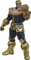 DIAMOND SELECT TOYS Marvel Select: Thanos Infinity Action Figure, Multicolor