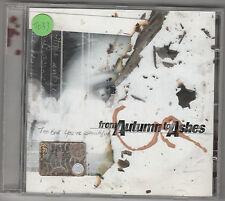 FROM AUTUMN TO ASHES - too bad you're beautiful CD