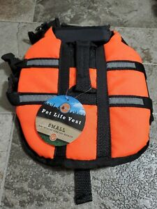 World Pet Life Vest Small New With Tags