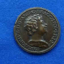 Bracciano, Italien - Bronzemedaille 1621 (Kornmann) - Paolo Giordano II. Orsini