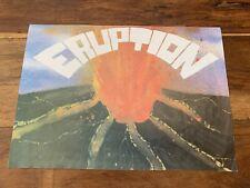 Rave Flyers  Eruption 1993