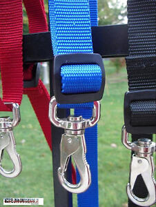 DOG LEAD / LEASH / ADJUSTABLE , from 1 ft to 4 ft