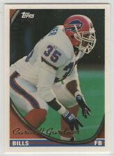 1994 Topps Football Buffalo Bills Team Set