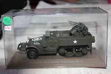 VEHICULE MILITAIRE MULTIPLE - GUN MOTOR CARRIAGE M16