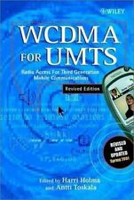 WCDMA for UMTS: Radio Access for Third Generation Mobile Communications, Revised
