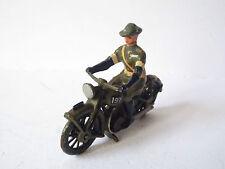 Fusilero Miniaturas Modelos australiano Ejército Rider y Bicicleta Excelente (BS1234)