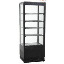 Vetrina refrigerata frigorifero frigor frigo cm 42x38x110 +2 +12 RS3713
