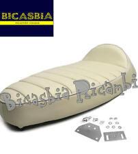 8903 - SELLA SELLONE BEIGE CREMA FASTBACK VESPA 50 125 PK S XL N RUSH