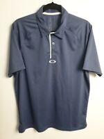 Oakley Regular Fit Coupe Standard Men's Polo Shirt Size Medium