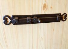 Antik Riegel für WC-Tür , Schubriegel Toilette Riegel Verschluss