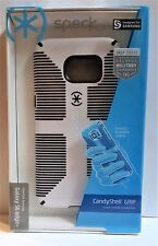 Speck Samsung Galaxy S6 Edge+ Plus CandyShell Grip Case Cover - White/Black