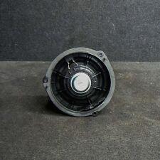 AUDI S7 4.0 TFSI Bose Mid - Range Bass Rear Left Speaker 4G0035411 2014
