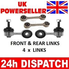 BMW E36 316 318 FRONT & REAR ANTI ROLL BAR LINK RODS x4