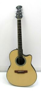 """41"""" Applause Ovation AE28 Electric Acoustic Guitar Serial No 478400 6 String"""