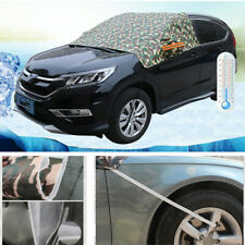 1PC Half Car Windshield Snow Cover Waterproof Snow Shield Sunshade for Winter