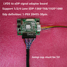 LVDS To EDP Adapter Board for EDP Panel ,LVDS To EDP Signal Adapter Board