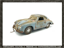 1956 Porsche 356A Barn Find