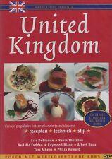 Great Chefs presents United Kingdom (DVD + receptenboekje)