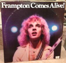 Peter Frampton Frampton Comes Alive LP Classic Rock Led Zeppelin Hendrix