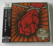 METALLICA - St. Anger JAPAN SHM CD OBI NEU! UICY-91080
