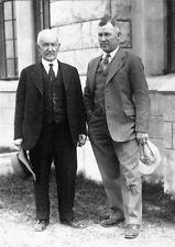 Photo 1924 Charles & George Sternberg Paleontolotists
