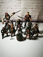 Pirates of the Caribbean Figures/accessories Bundle