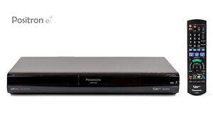 Panasonic DMR-EH595 DVD Festplattenrecorder schwarz 250GB / gewartet  [sehr gut]
